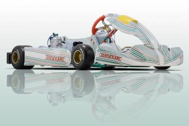 Tony Kart Krypton 801R Chassis